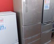「東芝 5ドア冷蔵庫 GR-K41G VEGETA」を大阪市平野区で買取(1月16日)