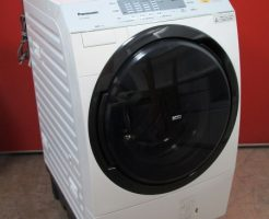 買取商品のパナソニックドラム式洗濯機