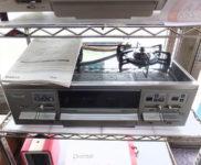 「大阪ガス 都市ガス用 ガラストップコンロ LG2264TL」を大阪府摂津市で買取(5月26日)