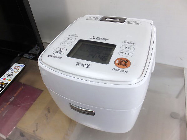 買取商品の三菱IH炊飯器