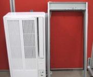 「コイズミ 窓用エアコン KAW-1672」を大阪府高槻市で買取(5月31日)
