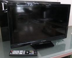 DXアンテナ24型液晶テレビの買取