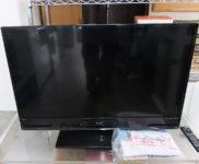 「三菱電機 ブルーレイレコーダー内蔵40型液晶テレビ LCD-A40BHR9」を大阪市旭区で買取(6月29日)