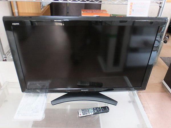 40型液晶テレビAQUOS買取