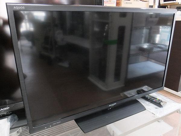 シャープ液晶テレビ LC-32H11を買取しました。