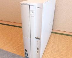 NECデスクトップPCを買取