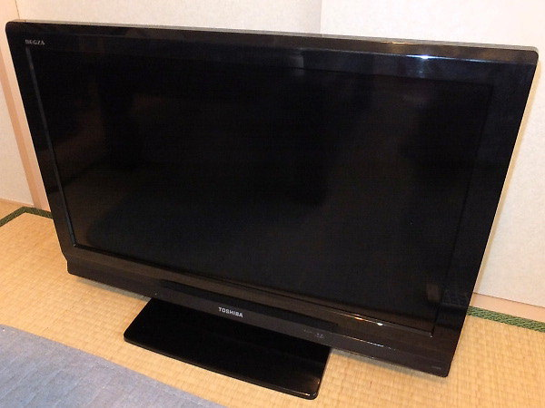 東芝液晶テレビREGZAを買取