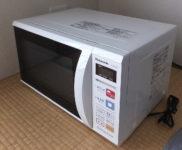 「パナソニック 850W 電子レンジ NE-EH227」を大阪府高槻市で買取(8月30日)