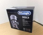 「DeLonghi(デロンギ) デディカ エスプレッソ・カプチーノメーカー EC680M 新品」を大阪市西成区で買取(9月15日)