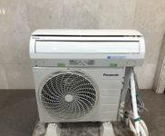 「パナソニック 2.2kW ルームエアコン CS-22RFJ-W」を大阪市旭区で買取(9月22日)