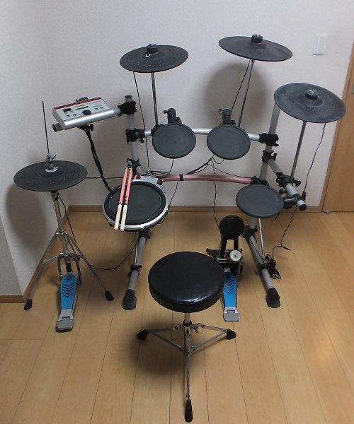 ヤマハ電子ドラムを買取