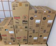 「大阪ガス ガスファンヒーター 140-5963 RANK+(ランクプラス) 他」を兵庫県尼崎市で買取(10月11日)