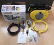 「KARCHER(ケルヒャー) 家庭用高圧洗浄機 JTK25」を大阪市北区で買取(10月16日)