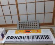 「ヤマハ 電子キーボード ポータトーン EZ-J210」を大阪府高槻市で買取(10月24日)