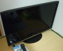 液晶テレビ TH-L37R1を買取