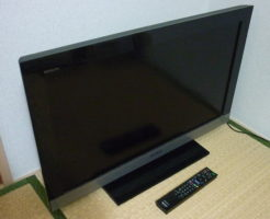 SONY液晶テレビKDL-32EX300を買取