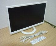 「SHARP 22V型 フルHD液晶テレビ AQUOS LC-22K40」を大阪市北区で買取(12月21日)