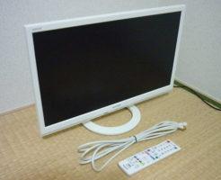 液晶テレビ アクオスLC-22K40を買取