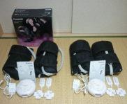 「Panasonic エアーマッサージャー レッグリフレ EW-RA96」を大阪市北区と旭区で買取(12月28日)