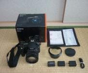 「SONY デジタルカメラ Cyber-shot RX10Ⅲ(DSC-RX10M3)」を大阪府吹田市で買取(3月14日)