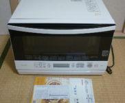 「東芝 スチームオーブンレンジ 石窯オーブン ER-R6(W)」を大阪市北区で買取(4月5日)