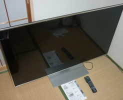液晶テレビ TH-L55DT60を買取