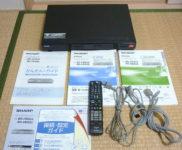「SHARP シャープ ブルーレイレコーダー AQUOSブルーレイ BD-HDS53」を大阪府守口市で買取(4月11日)