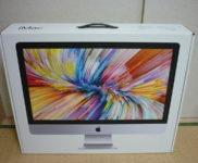 「Apple iMac 3.4GHz.クアッドコアIntel Core i5 27インチ Retina 5Kディスプレイモデル [MNE92J/A]」を大阪市北区で買取(4月23日)
