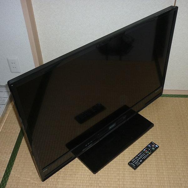 三菱液晶テレビLCD-A40BHR10を買取
