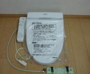 「TOTO ウォシュレット 貯湯式 脱臭機能付 TCF2221 #NW1」を大阪府摂津市で買取(6月3日)