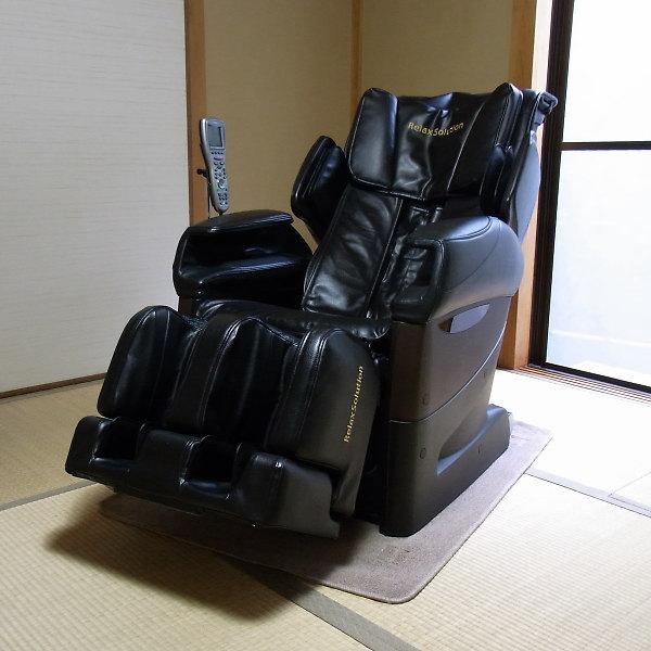 フジ医療器マッサージチェアSKS-4500を買取