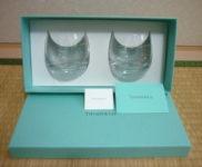 「TIFFANY & Co. ティファニー カデンツ グラス(ペア)(33128649)」を大阪府八尾市で買取(6月25日)
