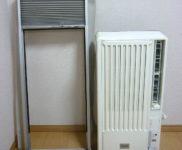 「YAMAZEN ウインド形 ルームエアコン 窓用エアコン WI-A16」を大阪市北区で買取(8月2日)
