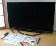 「シャープ 4K対応 43V型液晶テレビ アクオス 4T-C43AM1」を大阪府泉佐野市で買取(8月5日)