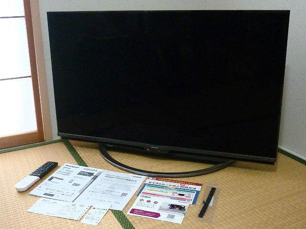 液晶テレビ4T-C43AM1を買取