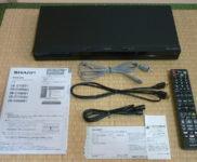 「シャープ ブルーレイディスクレコーダー 2B-C05BW1」を大阪府泉佐野市で買取(8月5日)