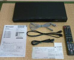 ブルーレイレコーダー2B-C05BW1を買取