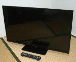 液晶テレビTH-32D305を買取