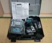「マキタ 18V/6.0Ah インパクトドライバー TD171DRGX フルセット」を大阪府守口市で買取(8月17日)