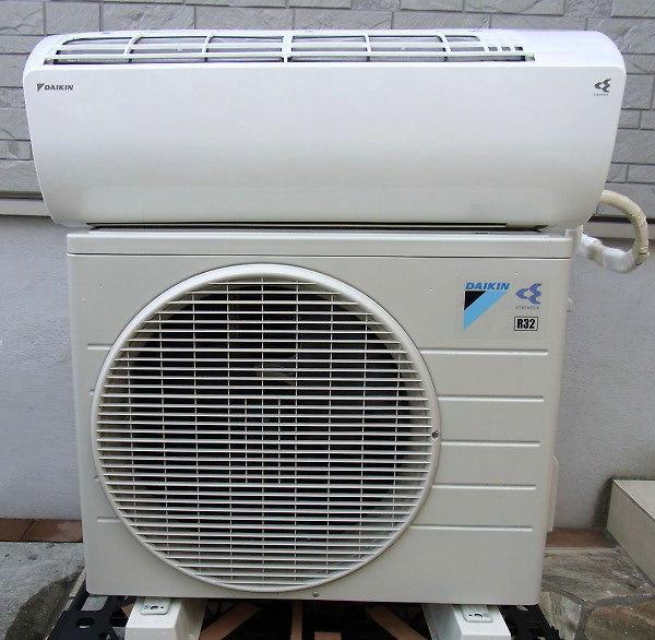 DAIKINエアコン AN28UES-Wを買取