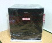 「アイリスオーヤマ 1ドアノンフロン冷蔵庫 NRSD-4A-B ブラック」を大阪市旭区で買取(8月29日)