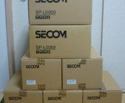 「SECOM セコム センサーライト SP-L0050 未使用品」を大阪市中央区で買取(8月30日)