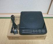 「アイリスオーヤマ 卓上IH調理器 IHK-TK6」を大阪市港区で買取(9月3日)