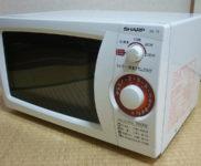 「SHARP シャープ 単機能 電子レンジ RE-T3-W6」を大阪市東淀川区で買取(9月19日)