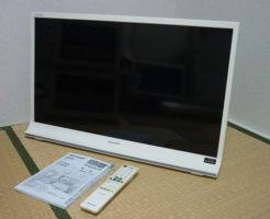 液晶テレビLC-32J9を買取