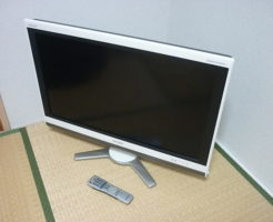 液晶テレビLC-32DE5を買取