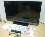 「SONY 40V型フルHD液晶テレビ BRAVIA KDL-40EX500」を大阪市北区で買取(10月13日)