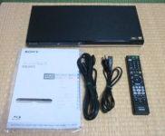 「SONY 4K/ハイレゾ対応 ブルーレイレコーダー BDZ-ZW2500」を大阪府茨木市で買取(10月19日)