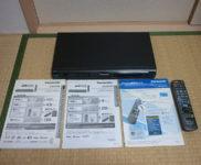 「Panasonic ブルーレイレコーダー DIGA DMR-BR570」を大阪市住吉区で買取(10月25日)