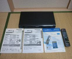 ブルーレイレコーダーDMR-BR570を買取